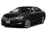 Luxury midsized cars