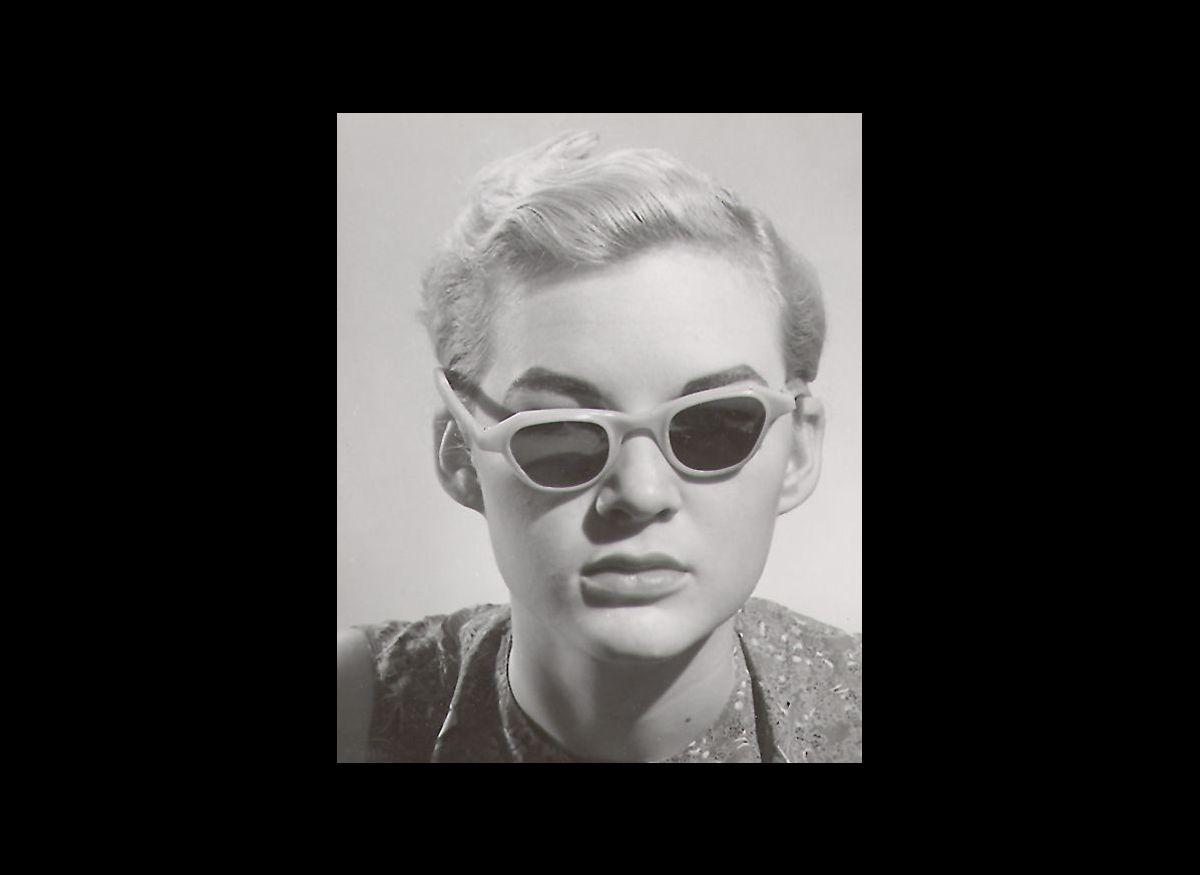 Sunglasses, 1952