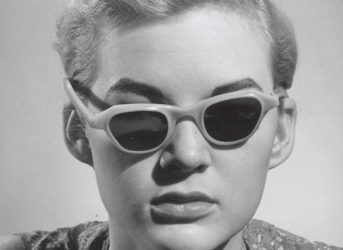 Sunglasses, 1952