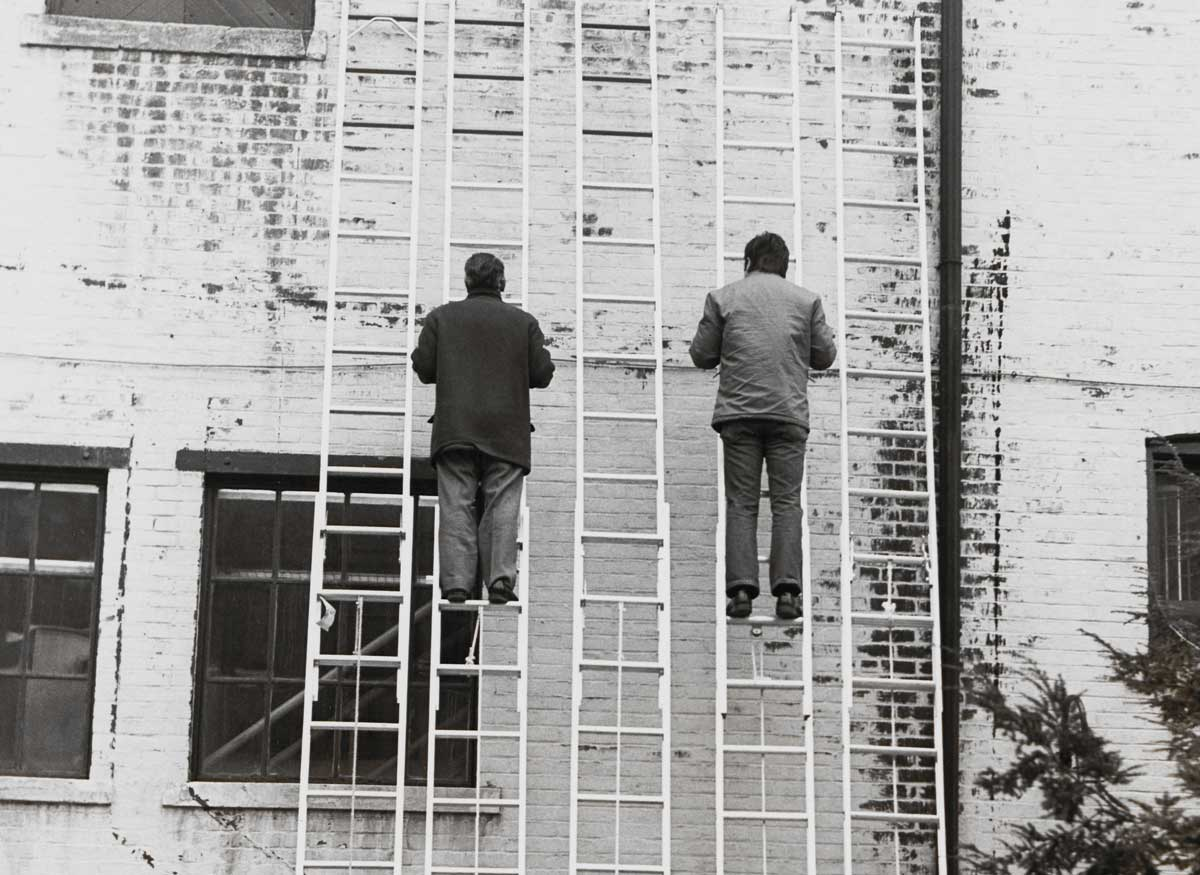 Household extension ladders, 1973