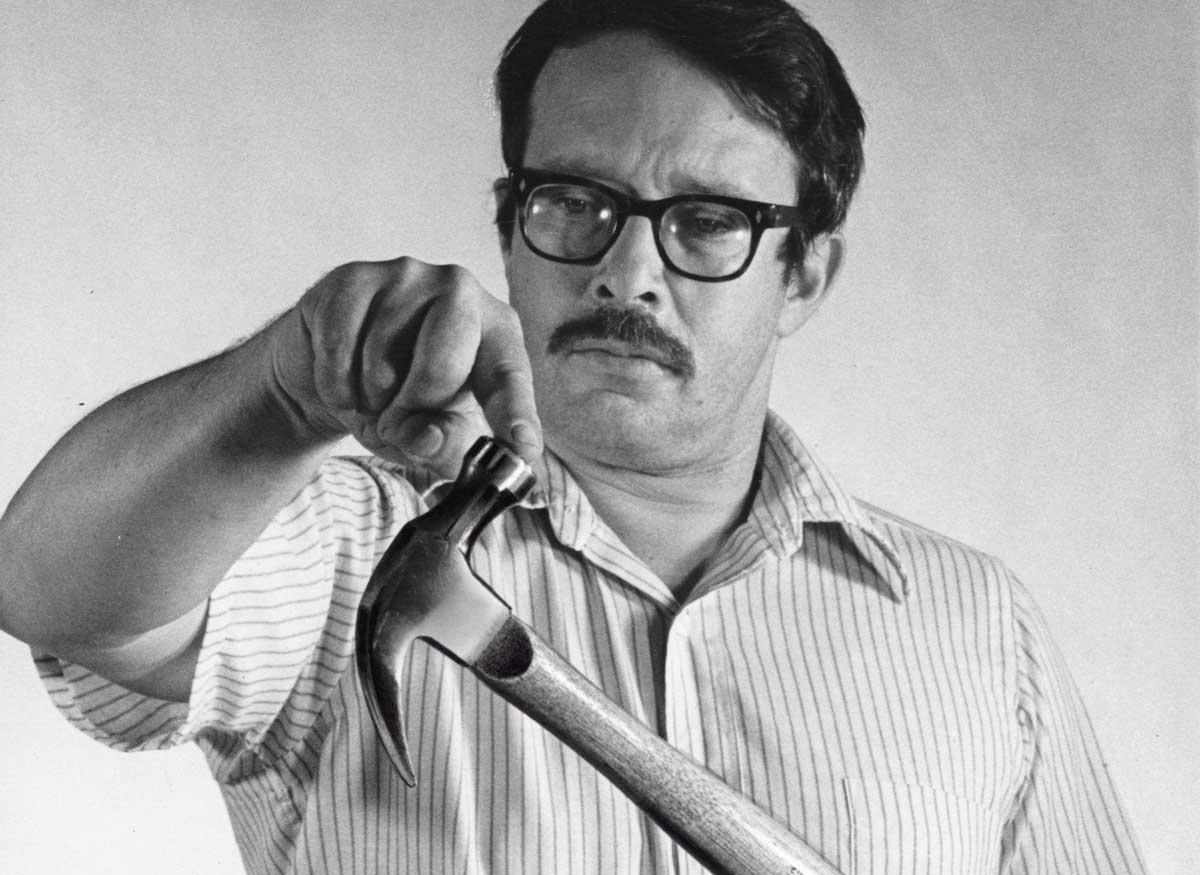 Instant glue, 1973