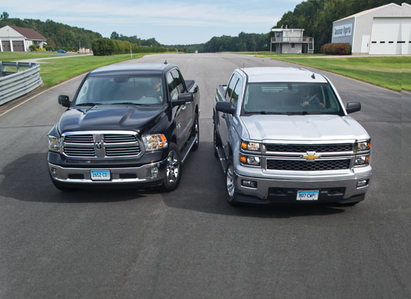 Dodge Ram 1500 Vs Chevy Silverado 1500 Review Consumer