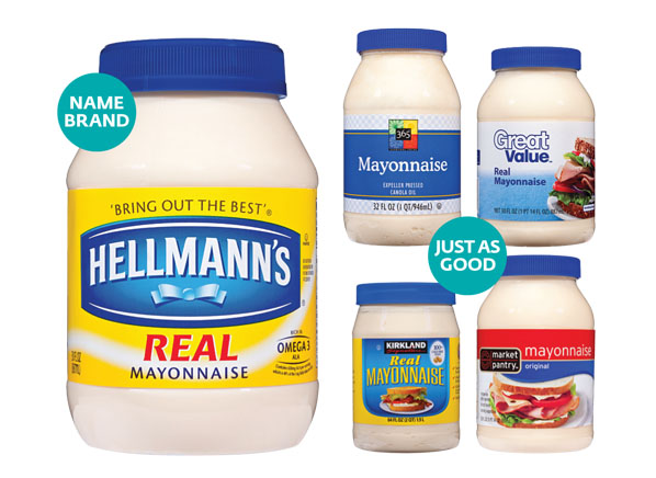 Store Brand Foods Review - Consumer Reports