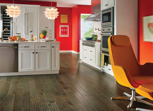best floors for a kitchen best kitchen floors that stand floor traffic consumer 7693