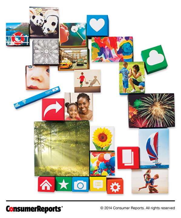 Consumer Guide Magazine: How To Organize, Save, And Share Digital Photos