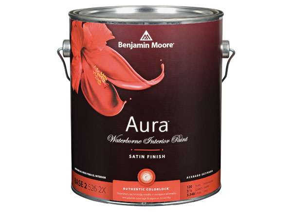 Benjamin moore pale green color of the year consumer reports - Benjamin moore aura interior paint ...