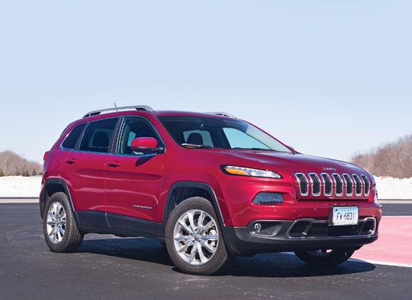 Jeep Cherokee Reviews Consumer Reports