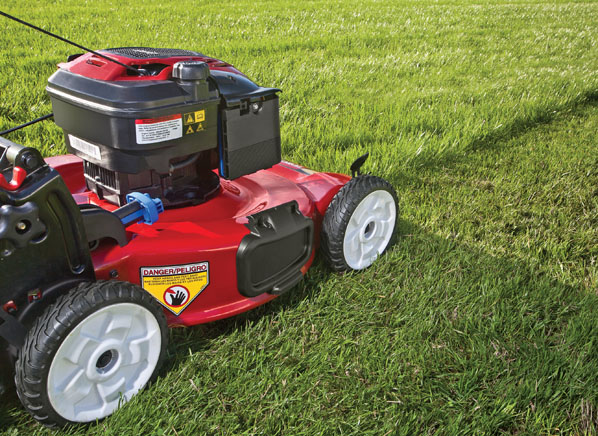 Top rated electric lawn mower