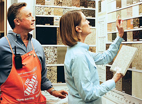 Plan your kitchen remodel at a big box store consumer reports Kitchen design services home depot