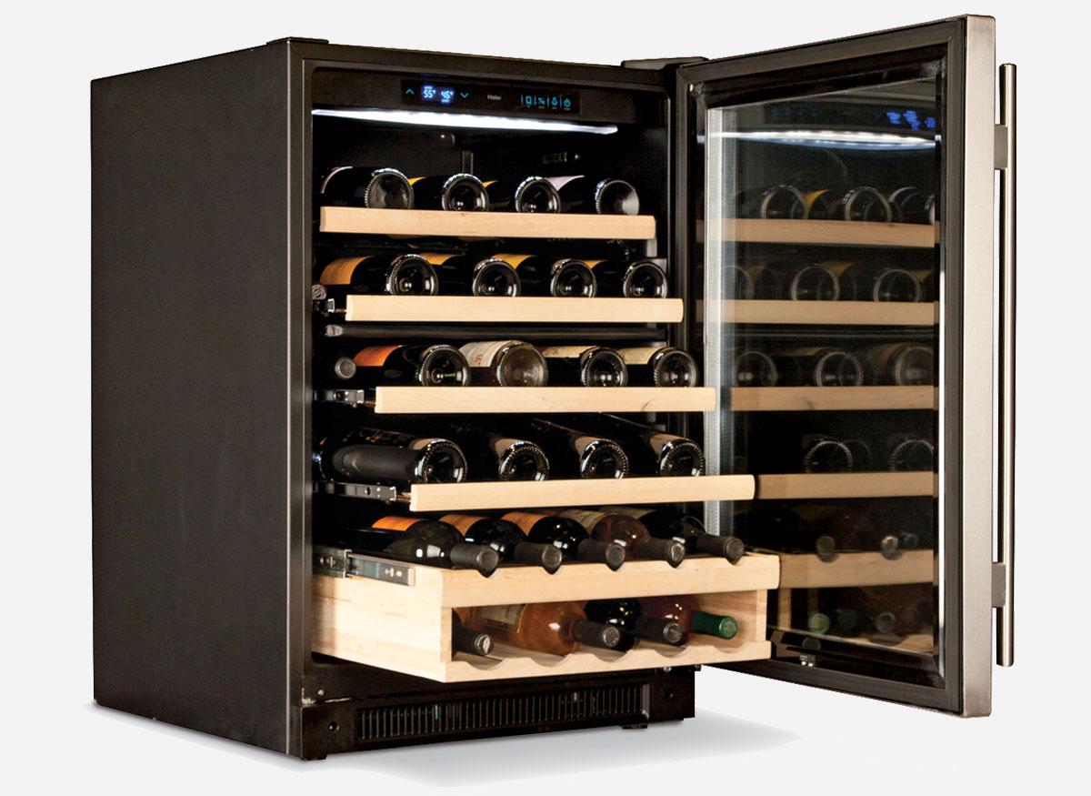Image of bottles of wine