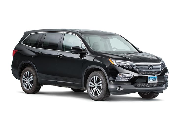 2016 Honda Pilot Review Consumer Reports