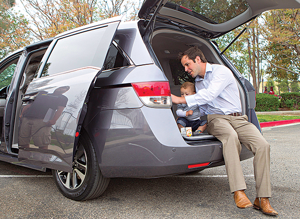Cars With Best-In-Class Cargo Capacity and Fuel Economy