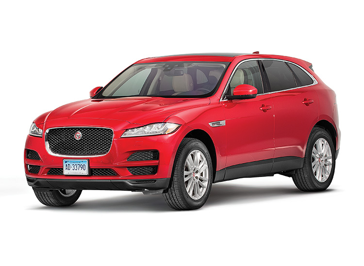 2017 Jaguar F-Pace Review - Consumer Reports