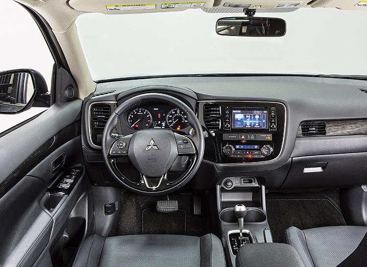 2016 Mitsubishi Outlander Review Consumer Reports