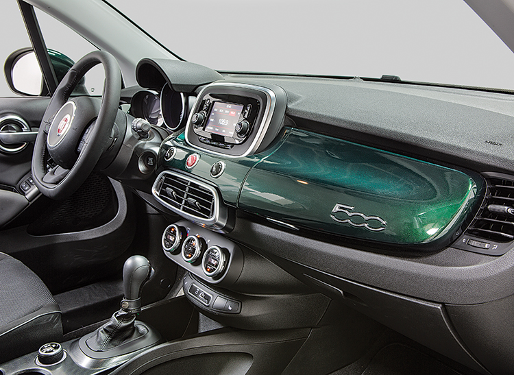 2016 fiat 500x review consumer reports for 500x interior