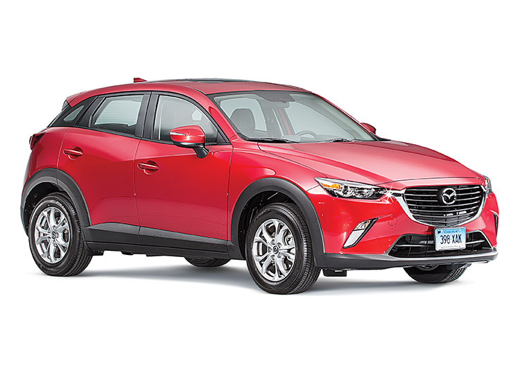 Popular 2016 Mazda CX3 Review  Consumer Reports