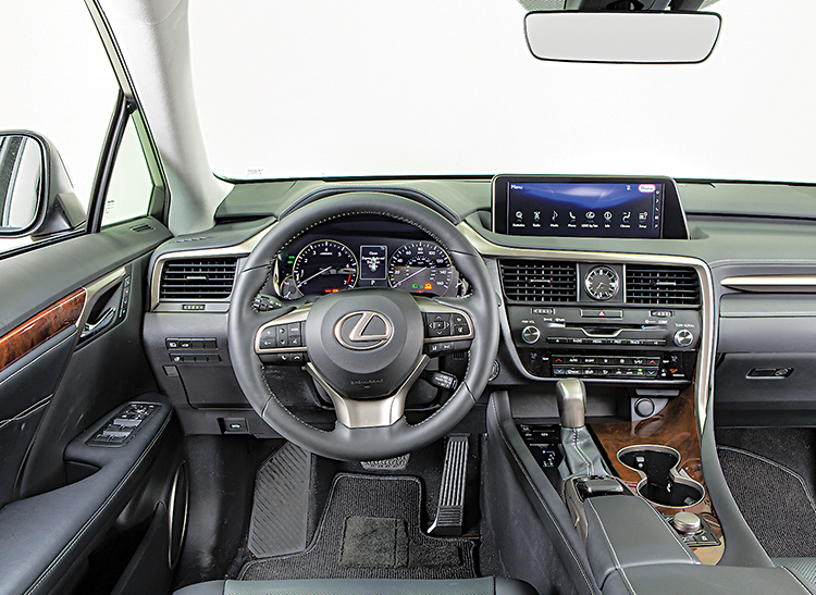 2016 lexus rx 350 and rx 450h review consumer reports. Black Bedroom Furniture Sets. Home Design Ideas