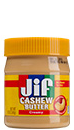 Jif Cashew Butter Creamy