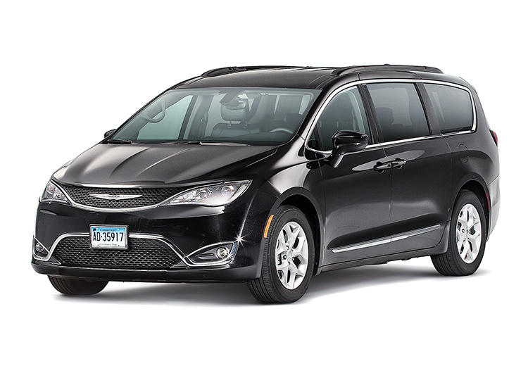 2017 Chrysler Pacifica Review Consumer Reports