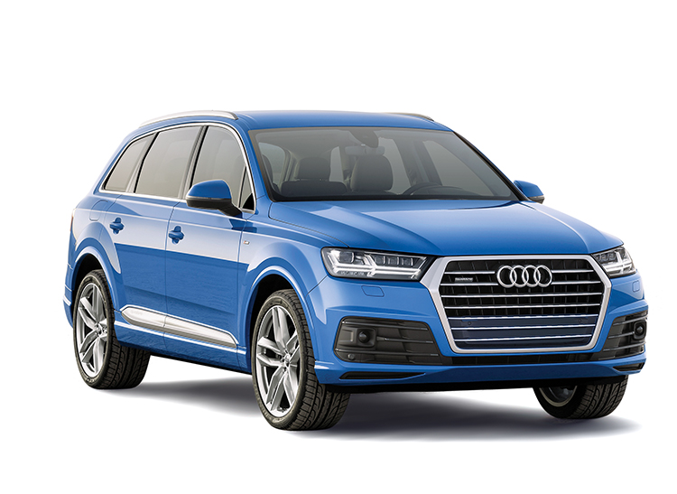 Best and Worst Cars of 2016: Audi Q7