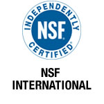 Logo for NSF International