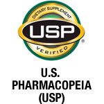 Logo for U.S. Pharmacopeia (USP)