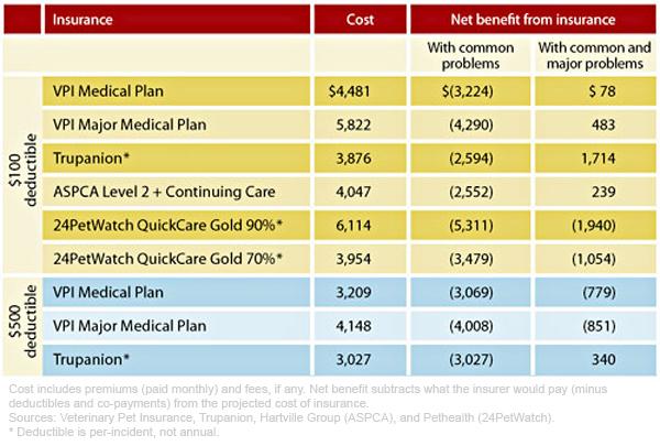 Pet Health Insurance Is It Worth The Cost Ann Arbor Animal Hospital