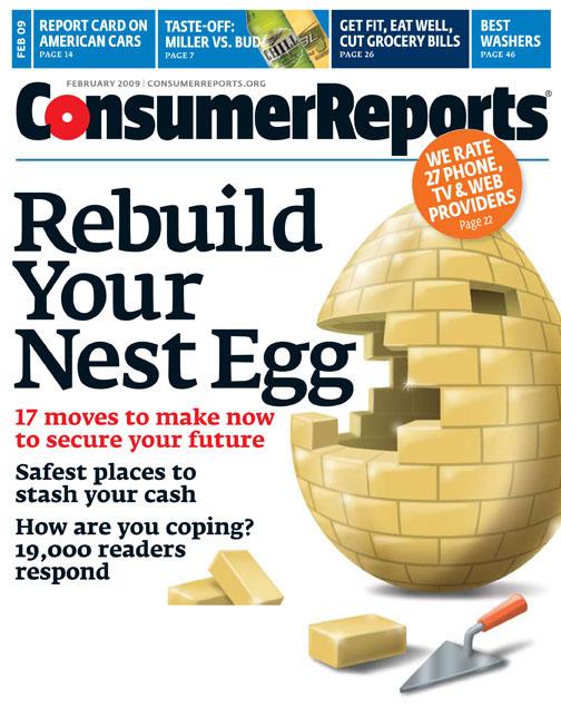 CR February '09 Cover