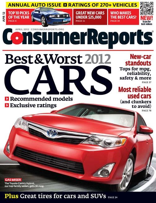 CR Auto Issue Cover