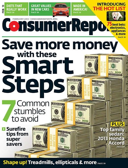 February 2013 Cover