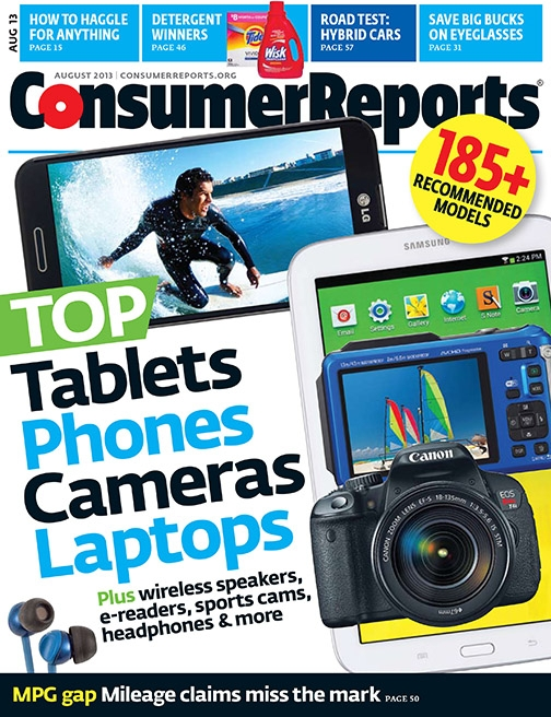 CR August 2013 Cover