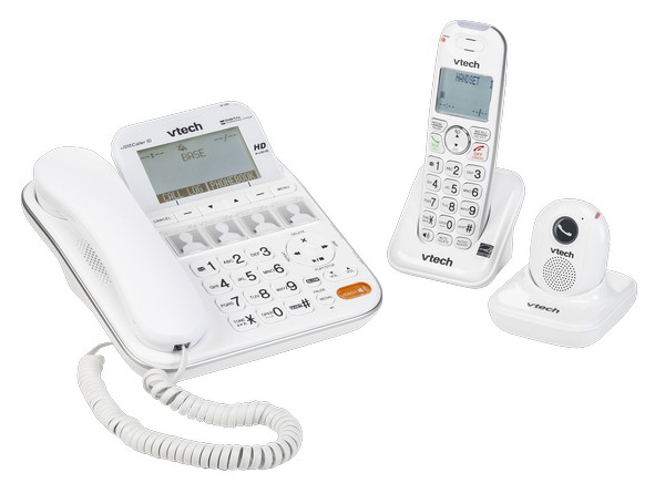 corded cordless phone without answering machine