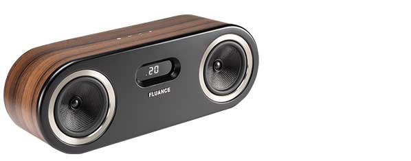 Picture of a Bluetooth speaker.