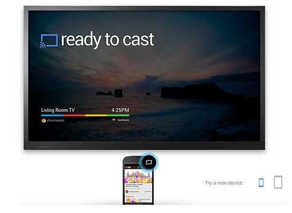 Google Chromecast Streaming Media Player Consumer Reports