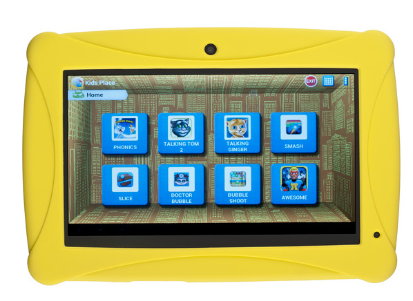 CNK Digital & ClickN KIDS Tablet: Phonics spelling & reading games, lessons and activities for kids. Great for parents & teachers!