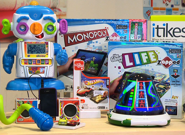 Toys For Techies : Best tech toys techie consumer reports
