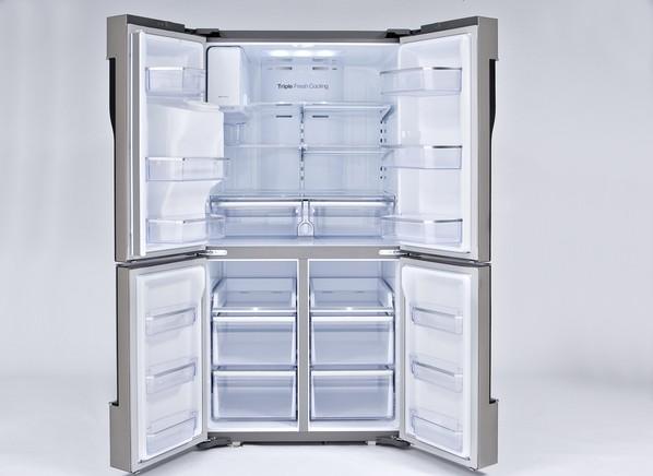 Samsung T9000 Four Door Refrigerator Refrigerator