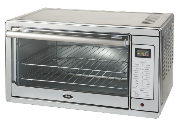 Oster Xl Countertop Oven Reviews : Toaster ovens get larger but are they better?