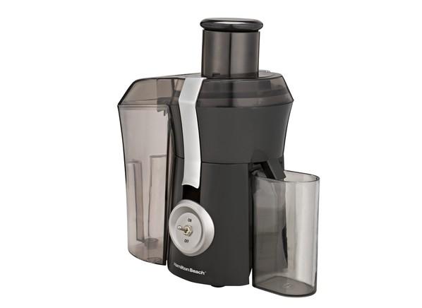 Hamilton Beach Juicer ~ Make juice without a juicer blender vs food processor