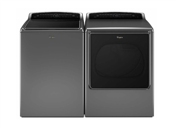 Connected washers whirlpool smart washer consumer Best washer 2015