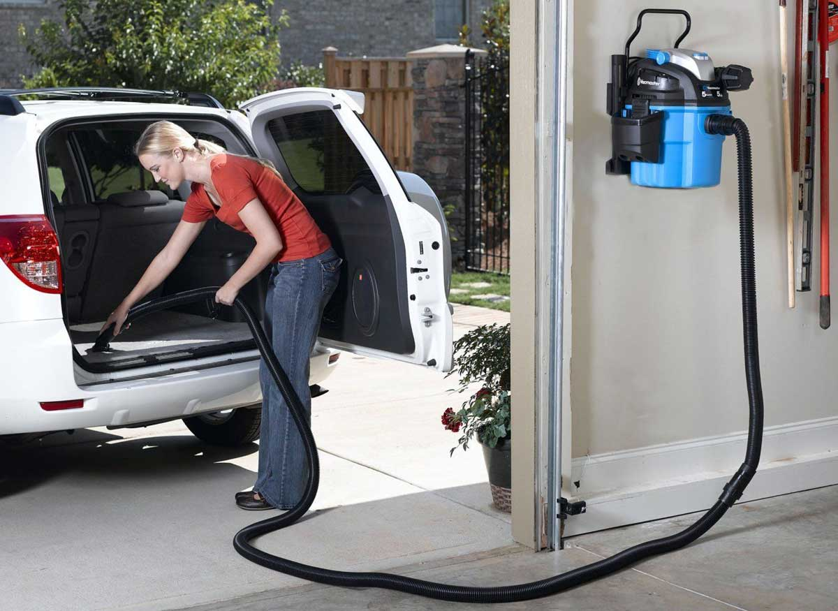 best wet dry vacuum buying guide consumer reports. Black Bedroom Furniture Sets. Home Design Ideas