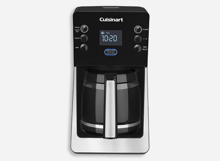 Cuisinart Perfec Temp DCC-2800 Coffeemaker small appliance