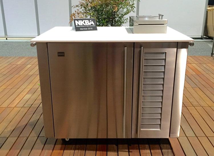 Remodeling trends: Kalamazoo Smoker Cabinet