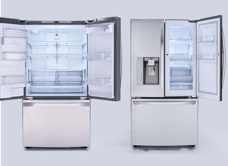 consumer home appliances ñ refrigerators essay We looked at consumer reviews on websites like consumer reports, home  depot and lowe's to  lg electronics top freezer refrigerator.