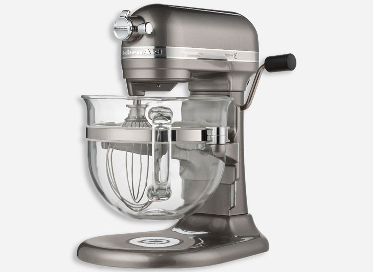 KitchenAid Professional 6500 Design Series Stand Mixer small appliance