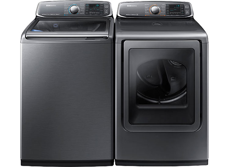 washing machine and dryer set