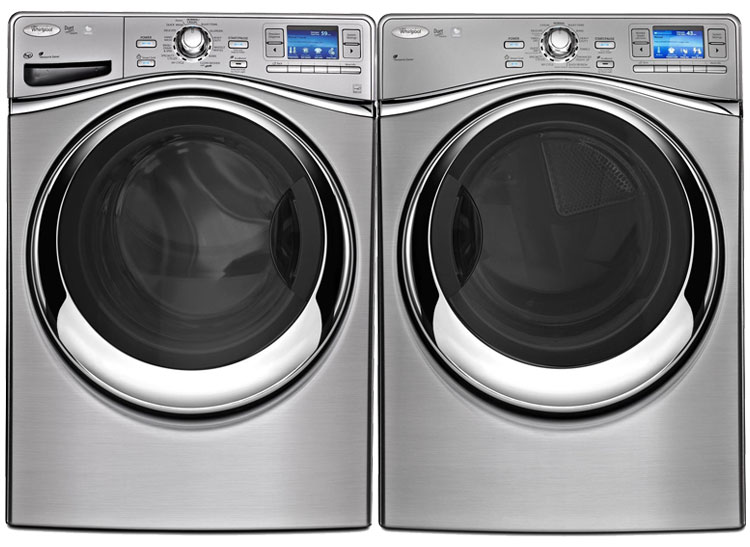 washing machine and tumble dryer all in one