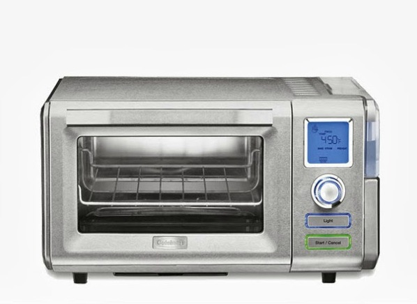 Countertop Convection Oven With Steam : Convection steam ovens promise speedy cooking Kitchen Design Guide