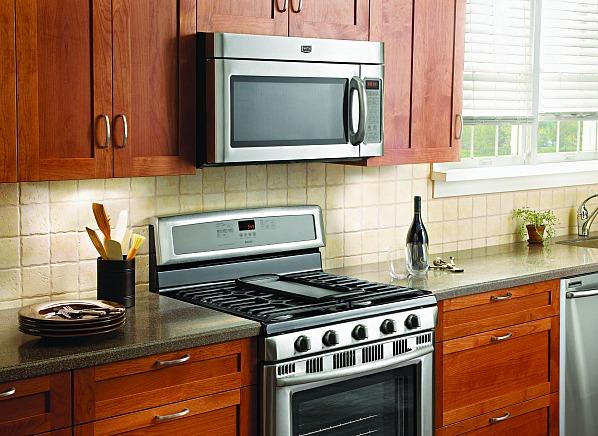 Pics Photos - Appliances Microwaves Over The Range ...