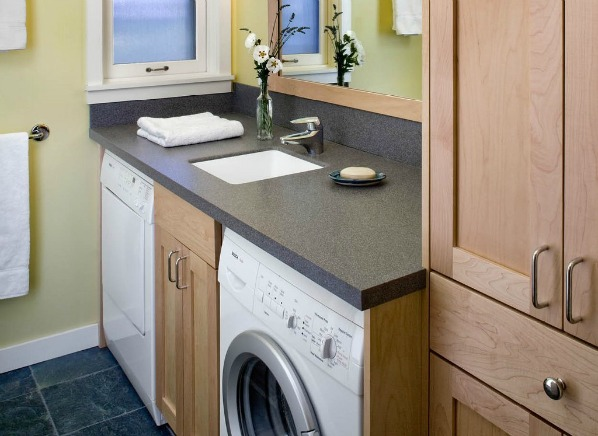 Recommended Washer And Dryer Beautiful laundry room plans for houses big and small ...
